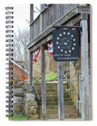Antietam Ironworks Spiral Notebook