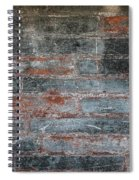 Antique Brick Wall Spiral Notebook