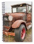 Antique Ford Spiral Notebook