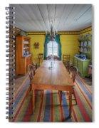 Antique Lounge Spiral Notebook