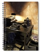 Antiques In Atlantis 1 Spiral Notebook