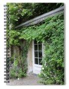Antiques Shop Brussels Spiral Notebook