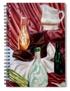 Antiques Velore Spiral Notebook