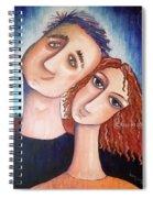 Anto And Higo Spiral Notebook