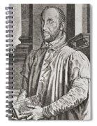 Antoine Perrenot De Granvelle, 1517 To Spiral Notebook