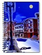 Antonio's Dream Spiral Notebook