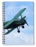 Antonov An 2 Spiral Notebook