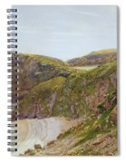 Antsey's Cove South Devon Spiral Notebook