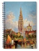 Antwerp Spiral Notebook