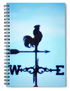 Any Way The Wind Blows Home Spiral Notebook