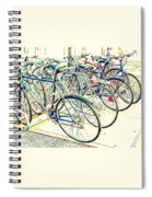 Anyone For A Ride? Spiral Notebook