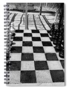 Anyone For Chess Spiral Notebook