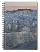 Anza Borrego Spiral Notebook