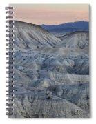 Anza-borrego Landscape Spiral Notebook