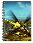 Apache Ai Assault - Operation Osama Spiral Notebook
