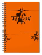 Apache Dawn Spiral Notebook