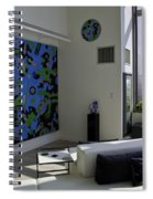 Apartment In Dumbo Spiral Notebook