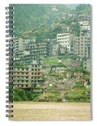 Apartments, China Spiral Notebook