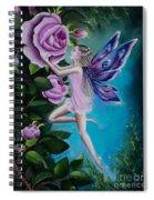 Aphrodite's Rose Spiral Notebook