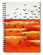 Apocalyptic Spiral Notebook