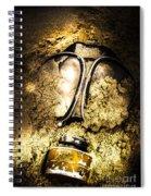 Apocalyptic Terror Spiral Notebook