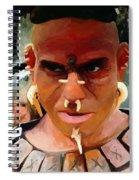 Apocalypto Spiral Notebook