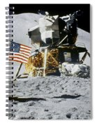 Apollo 15: Jim Irwin, 1971 Spiral Notebook