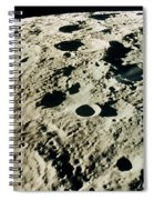 Apollo 15: Moon, 1971 Spiral Notebook