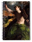 Apollo And Daphne 1524 Spiral Notebook