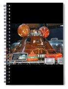 Apollo Boilerplate Command Module Spiral Notebook