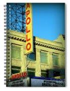 Apollo Vignette Spiral Notebook