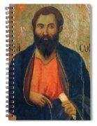 Apostle Jacob 1311 Spiral Notebook