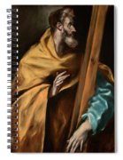 Apostle Saint Philip Spiral Notebook