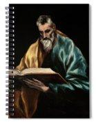 Apostle Saint Simon Spiral Notebook