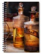 Apothecary - Magic Elixir  Spiral Notebook