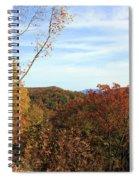 Appalachian Fall Spiral Notebook