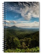 Appalachian Foothills Spiral Notebook