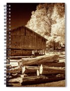 Appalachian Saw Mill Spiral Notebook