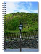 Appalachian Trail In West Virginia Goes Through Harpers Ferry Spiral Notebook