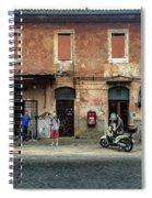 Appia Antica Break Spiral Notebook
