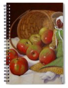 Apple Annie Spiral Notebook