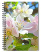 Apple Blossoms Art Prints Spring Trees Baslee Troutman Spiral Notebook