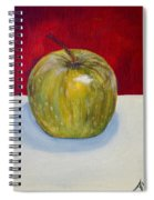 Apple Study Spiral Notebook