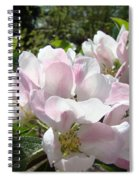 Apple Tree Blossoms Art Prints Baslee Troutman Spiral Notebook