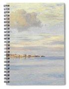Appledore, High Tide Spiral Notebook