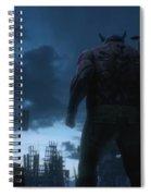 Appleseed Alpha Spiral Notebook