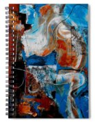 Approach The Throne Spiral Notebook