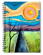 Approaching Lossarnach Spiral Notebook