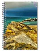 Approaching Storm 2015 Spiral Notebook