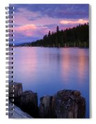 Approaching Storm Spiral Notebook